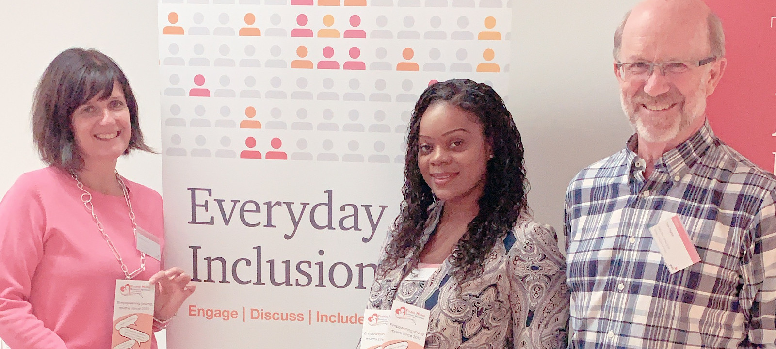 YMSN Visit to PwC – National Inclusion Week
